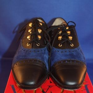 Vitello Mousse Wingtip Oxford E3381